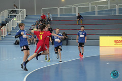 ÖM U12M Finale (14 von 38) (Andreas Edelbauer) Tags: öms 2018 handball uhk usvl krems langenlois u12m hard wat fünfhaus