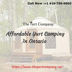 Yurt Camping In Ontario (paulbudwal0709) Tags: yurt rentals ontario camping outdoor tent rental