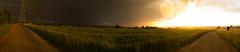 Licht und Regen (mm.73_yho) Tags: regen reudern regenbogen