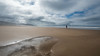 Sky , sea and me (yann2649) Tags: run fog brouillard seascape jogging minimalisme