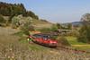 Obstblüte am Bodensee (Martin Klust) Tags: baureihe218 218 ec ec192 bodolz lindau bodensee obstblüte apfelblüte münchenzürich frühling panorama