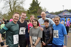 _NCO0427a (Nigel Otter) Tags: st clare hospice 10k run april 2018 harlow essex charity