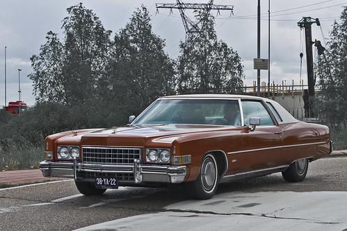 Cadillac Eldorado Coupé 1973 (1446)