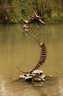 Pond Dragon