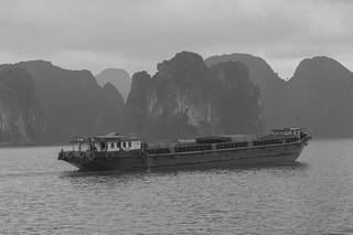 Baie Ha Long-Vietnam