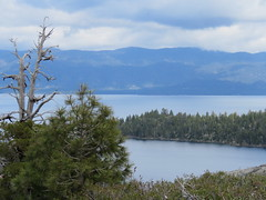 Emerald Bay and Lake Tahoe (JJP in CRW) Tags: emeraldbay california
