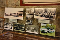 Springfield Calaboose Jail (Adventurer Dustin Holmes) Tags: 2018 springfield springfieldmo springfieldmissouri calaboose jail lawenforcement ozarks midwest museum old historic historical spd springfieldpolicedept springfieldpolicedepartment history police greenecounty interior inside trafficdivision fastnightpark officer group vehicles automobiles car cars 1966 chevy biscayne patrolcar patrol officers leo lawenforcementofficers lawenforcementofficer 1959 motorcycles motorcycle