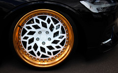 RACEISM EVENT 2018 (pawel.krzywinski) Tags: car show event wheels rims gold white beautiful clean shiny raceism 2018 black cars