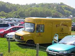 2018 Llandudno Transport Festival. (Iveco 59-12) Tags: 2018 llandudno transport festival b5sot fordtransit dormobile parcelvan