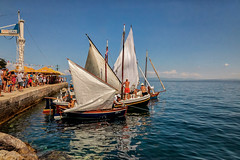 Start (MountMan Photo) Tags: malabarka mošćeničkadraga 2018 liburnia primorskogoranska croatia barke boats more sea smotra