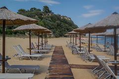 Beach time (nikos__pot) Tags: sea summer sun sand beach