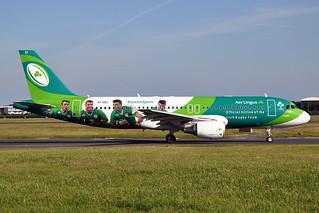 EI-DEI  A320-214  Aer Lingus