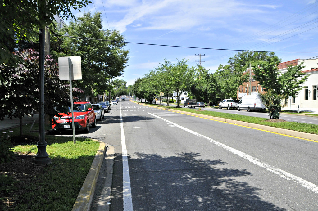 Rhode Island Avenue Hyattsville Maryland