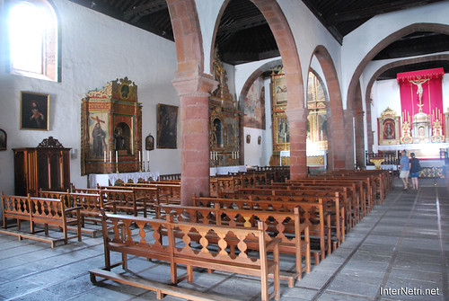 Церква Iglesia De La Asunción, Сан Себастіан де Ла Гомера, Канарські острови  InterNetri  1224