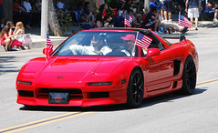 Sierra Madre 4th of July Parade (cjacobs53) Tags: jacobs jacobsusa parade sierra made city sierramadre california red honda nsx