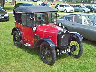 78 Austin Seven AC Tourer (1926)