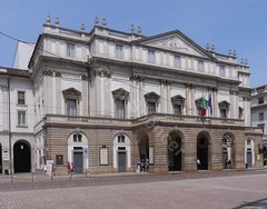 Teatro alla Scala (glynspencer) Tags: milano lombardy italy it