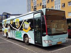 NLD Qbuzz 3189 ● Groningen Busstation (Roderik-D) Tags: qbuzz31003301 mercedesbenz o530ü citaro2 automatictransmission savas bege bxfz18 3189 2009 evobus überlandbus wensink capacity40481 euro5 lijnbus 2axle 2doors streekbus voith busoftheyear2007