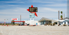 Roy's Motel and Cafe on Route 66 (WherezJeff) Tags: california places route66 roadtrip amboy unitedstates mojavedesert googie modernism roadside