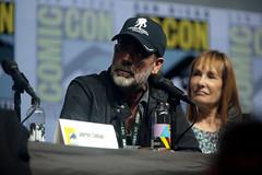 Jeffrey Dean Morgan (Gage Skidmore) Tags: jeffrey dean morgan walking dead amc san diego comic con international 2018 convention center california