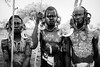 ready for inaction (rick.onorato) Tags: africa ethiopia omo valley tribes tribal mursi men war paint