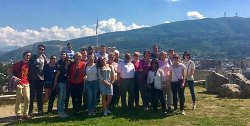 201705 - Balkans - Tour Group - 83 of 95 - Skopje - Sopishte, May 29, 2017
