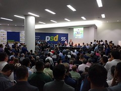 "Evento marca chegada de novos filiados ao PSD • <a style=""font-size:0.8em;"" href=""http://www.flickr.com/photos/60774784@N04/40650737255/"" target=""_blank"">View on Flickr</a>"