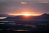 Into the glow (joshhansenmillenium) Tags: nikon nikond5500 d5500 tamron tamron18200 sunset sunsets sunsetnerd saltlakecity salt lake city antelope island utah hiking great airplane cloudscape mountains