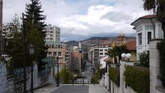 Desde el Seminario (Jusotil_1943) Tags: 080418 cables paisaje urbano nubes oviedo