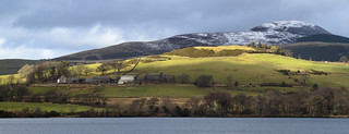Snow-capped Hills of Ennerdale