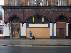 heading home (chrisinplymouth) Tags: street pedestrian building architecture plymouth devon england uk cw69x xg urban unionstreet city
