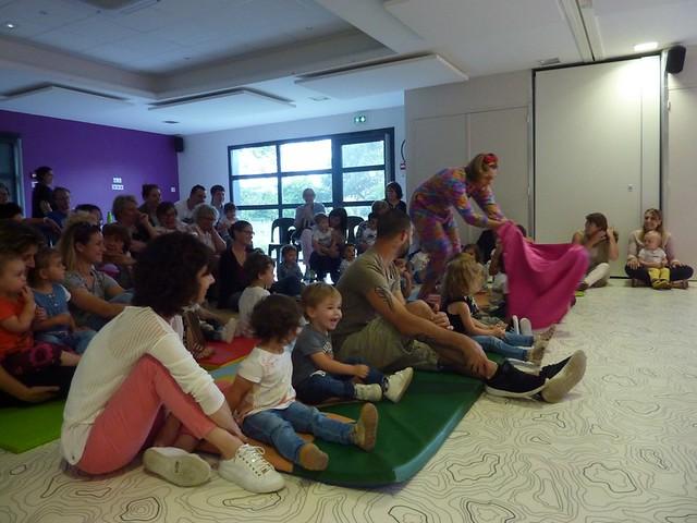Photo 5 - Spectacle de la crèche familiale