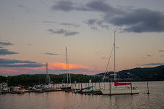 Put on your sailin' shoes (Amy ::) Tags: littlefeat sailing hudsonriver lyrics easytoslip boats marina clouds