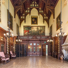 The Great Hall (Carol Spurway) Tags: peterborough cambridgeshire stamford lincolnshire stmartinswithout barnack 16thcentury elizabethan burghleyhouse treasurehousesofengland hha historichouses historichousesassociation interior house