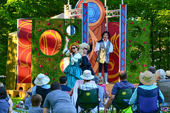 Shakespeare in the Park (flashfix) Tags: july032018 2018inphotos ottawa ontario canada nikond7100 55mm300mm flashfix flashfixphotography shakespeare twelfthnight actors actresses play park popupplay foolsottawa stage audience costume outside