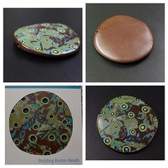 Bead 6 Forest of glitter and pop cane... It is scrap of Mokume gane veneer which is unused till time...very casual shape but very hard to be work on...slim to be wearable but hard to get flawless finishing #jaishreechoudhary #newdelhi #delhi #India #poly… (Judamani _s) Tags: twitterbead 6 forest glitter pop cane it is scrap mokume gane veneer which unused till timevery casual shape but very hard be work onslim wearable get flawless finishing jaishreechoudhary newdelhi delhi india poly… httpstcogorqnv2l7y pictwittercomuqm7xk7j7m— judamani judamanis july 4 2018