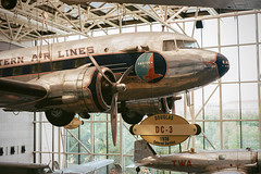 (DhkZ) Tags: museum smithsonian airandspacemuseum washingtondc 50mm rokkor50mmf17 minoltax7a kodak portra400 film