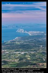 The Strait of Gibraltar from Sierra Bermeja (__Viledevil__) Tags: andalusia bermeja estepona reales spain africa british city cliff coast coastline europe gibraltar landmark landscape malaga mediterranean mountain nature rock sea seascape sierra skyline travel view water andalucía españa es