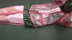 Downcoat & Rainsuit (coatrPL) Tags: downjacket downcoat doudoune hooded rainwear rainsuit rainjacket raincoat plastic pvc shiny płaszcz przeciwdeszczowe płaszczyk pikowany
