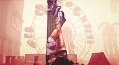 From the rubble, what do I see? (Varosh Santanamiguel) Tags: drd horntail madpea secondlife war warrior break awake apocalyptical gacha rare ultrarare themepark grandson areiyon simdesign avatar landscape decaydistrict endzeit roleplay sl feeds vsm bento blog mesh maitreya