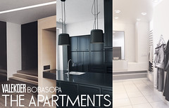 [VALE KOER] BOBASOPA - THE APARTMENTS (VALE KOER) Tags: vk vale koer valekoer second life secondlife bobasopa bob kustom9 k9 kustom apartment mesh loft blender