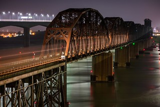 Benicia Bridge Westbound