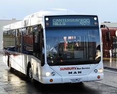 Sunbury Bus Service #43 (damoN475photos) Tags: donric group sunbury bus service 43 3343ao man 18250 custom coaches cb60 2018