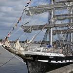 Le Belem, Tall Ships Regatta 2018, Bordeaux, Gironde, Nouvelle-Aquitaine, France. thumbnail