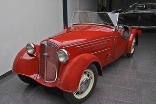DKW F5 Front Luxus Sport Roadster 1936-1937 (6717)