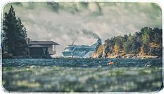 Landscape Zoom (BigWhitePelican) Tags: helsinki finland sea suomenlahti ferry morning canoneos70d adobelightroom6 niktools 2018 june