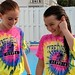 Tie dyed kids