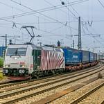 185 666-5 Lokomotion München Ost 13.06.18 thumbnail