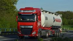 D - Hamm >147 974< DAF XF 106 SSC (BonsaiTruck) Tags: spitzer 147 974 hamm daf lkw lastwagen lastzug silozug truck trucks lorry lorries camion caminhoes silo bulk citerne powdertank