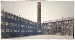 Prigione di Crumlin Road, Belfast - Northern Ireland (Livio Saule) Tags: architettura architecture prison prigione belfast irlanda vintage ireland